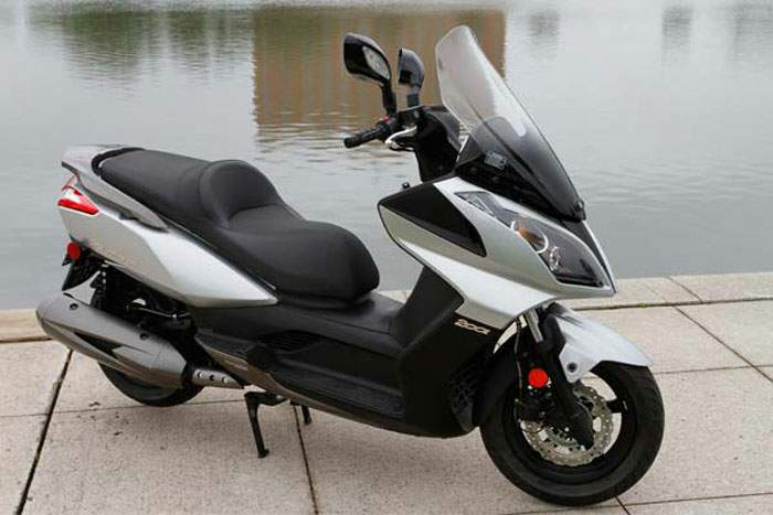 KYMCO Kymco Downtown 200i technical specifications